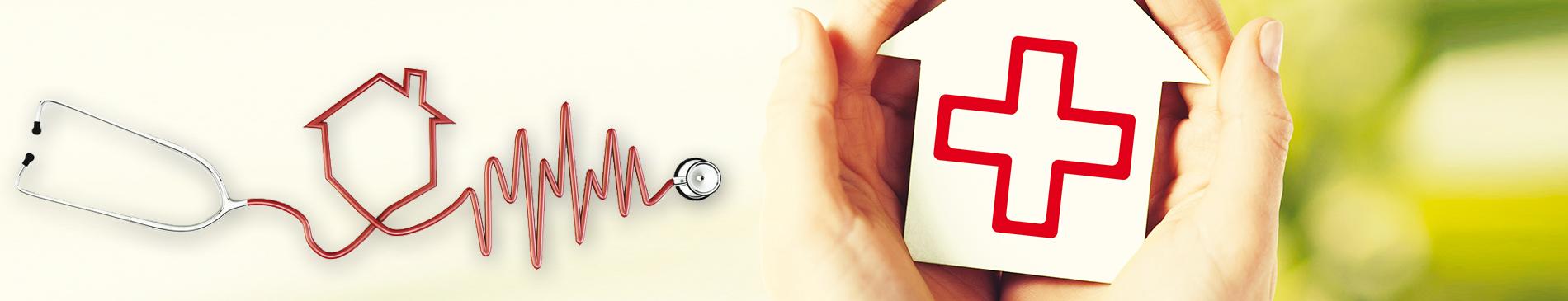 Servizi domiciliari per la salute del paziente