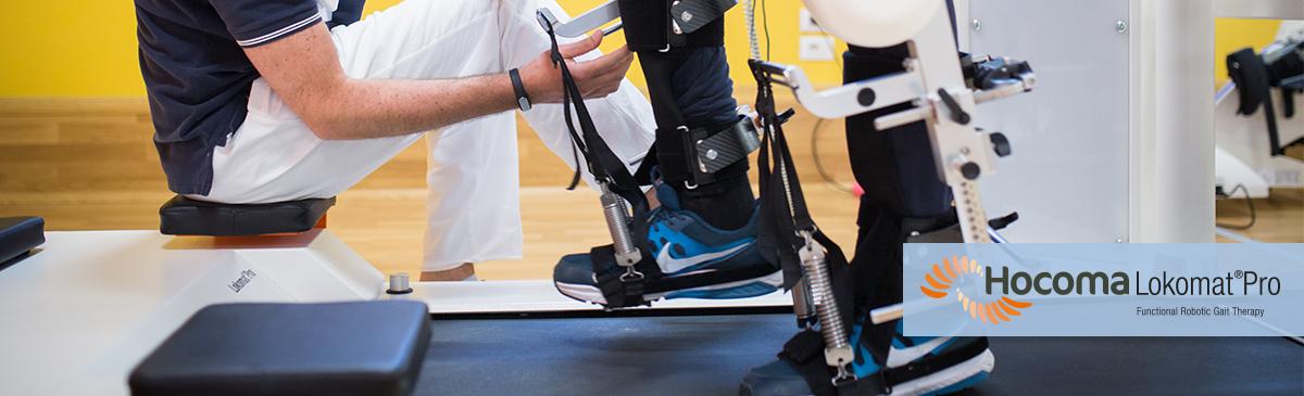 Neuroriabilitazione robotizzata